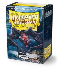 Dragon Shield Dragon Shield: Sleeves: Matt: Black
