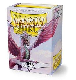 Dragon Shield Dragon Shield: Sleeves: Matt: Pink
