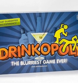 Drinkopoly Drinkopoly: The Blurriest Game Ever