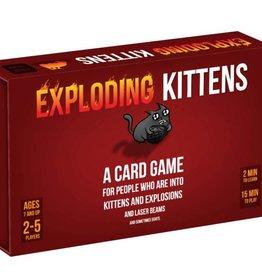 Exploding Kittens Exploding Kitten First Edition
