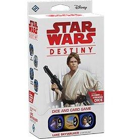 Fantasy Flight Games SW: Destiny: Luke Skywalker Starter Set