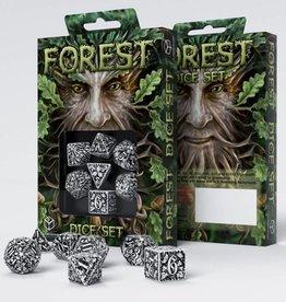 Q-Workshop Forest Dice: White & Black