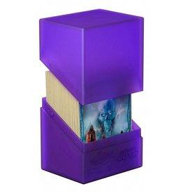 Ultimate Guard Ultimate Guard: Boulder Standard 80+ D-Box: Purple
