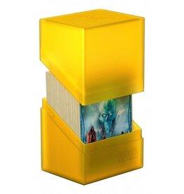 Ultimate Guard Ultimate Guard: Boulder Standard 80+ D-Box: Yellow