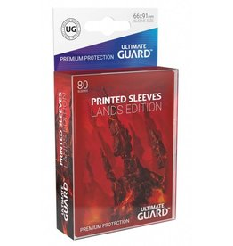 Ultimate Guard Ultimate Guard: Sleeves: Mountain Lands