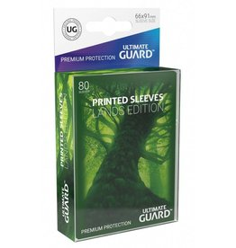 Ultimate Guard Ultimate Guard: Sleeves: Forest Lands