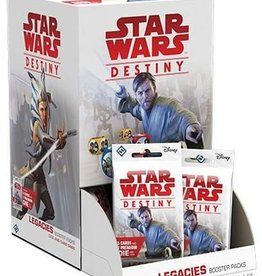 Fantasy Flight Games SW: Destiny: Legacies Booster Box