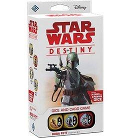 Fantasy Flight Games SW: Destiny: Boba Fett Starter Set