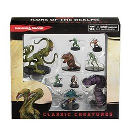 WizKids D&D Icons of the Realms: Spell Effects: Wall of Fire & Ice