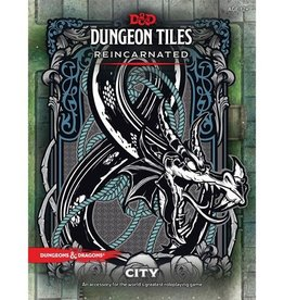 Wizards of the Coast Dungeons & Dragons: Dungeon Tiles Reincarnated: City