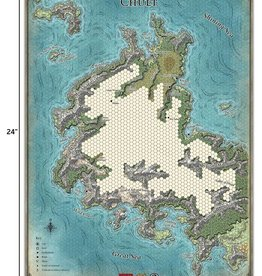Wizards of the Coast DND TOMB OF ANNIHILATION MAP SET