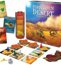 Gamewright Forbidden Desert (Tin Box)