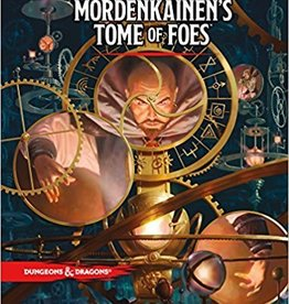 Wizards of the Coast D&D:   MORDENKAINEN'S TOME OF FOES