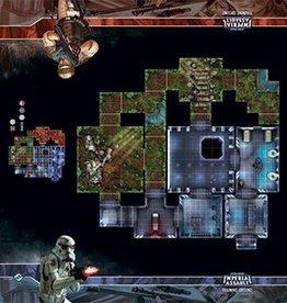 Fantasy Flight Games SW: Imperial Assault Playmat:  Training Ground