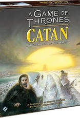 Fantasy Flight Games A GAME OF THRONES CATAN : BROTHERHOOD OF THE WATCH