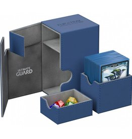 Xenoskin: Flip N' Tray Deck Case - Blue