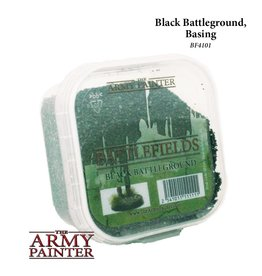 The Army Painter BATTLEFIELDS: BLACK BATTLEGROUND SAND  (150ML)