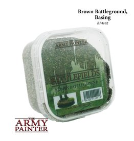 The Army Painter BATTLEFIELDS: BROWN BATTLEGROUND SAND  (150ML)