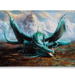 Ultimate Guard Dragon Shield Playmat - Cor the Hungry Heart