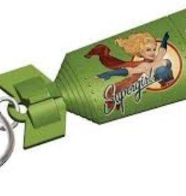 DC Bombshell Keychain:  Supergirl