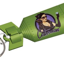 DC Bombshell Keychain:  Catwoman