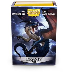 Dragon Shield Dragon Shield Limited Edition Art Sleeves: Draxis