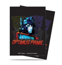 Ultra Pro UP D-PRO TRANSFORMERS:  OPTIMUS 65CT