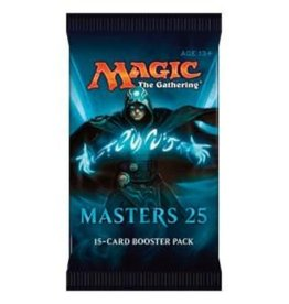 Wizards of the Coast MTG: Masters 25: Booster Pack