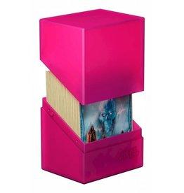 Ultimate Guard Ultimate Guard: Boulder Standard 80+ D-Box: Pink
