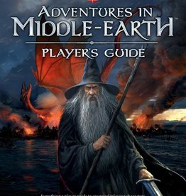 Cubicle Seven Adventures in MIddle Earth: Player's Guide