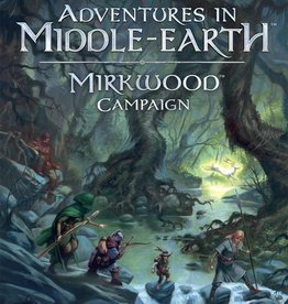 Cubicle Seven Adventures in Middle Earth: Mirkwood Campaign