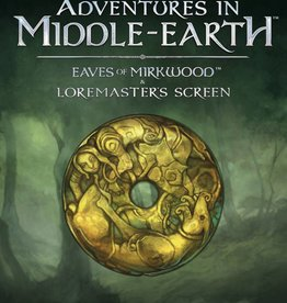 Cubicle Seven Adventures in MIddle Earth: Loremaster's Screen