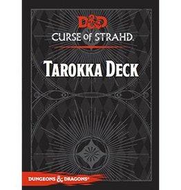 Gale Force Nine DND SPELLBOOK: CURSE OF STRAHD TAROKKA DECK