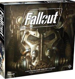 Fantasy Flight Games Fallout Board Game