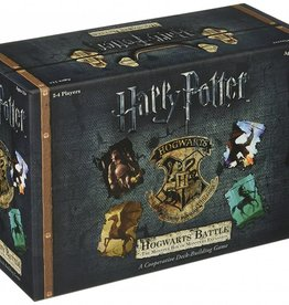 USAOPOLY Harry Potter: Hogwarts Battle, The Monster Box of Monsters Expansion Card Game