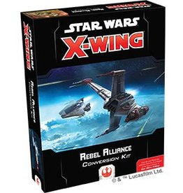 Fantasy Flight Games STAR WARS: X-WING 2.0 - REBEL ALLIANCE CONVERSION KIT