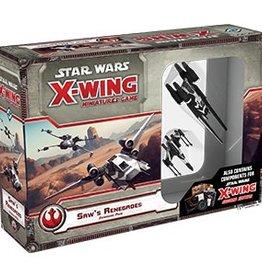 Fantasy Flight Games SW X-WING: Saw's Renegades