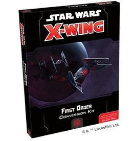Fantasy Flight Games STAR WARS: X-WING 2.0 - FIRST ORDER CONVERSION KIT