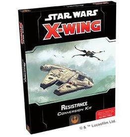 Fantasy Flight Games STAR WARS: X-WING 2.0 - RESISTANCE CONVERSION KIT