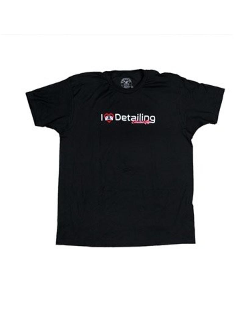 Chemical Guys I Heart Detailing T-Shirt (Large)