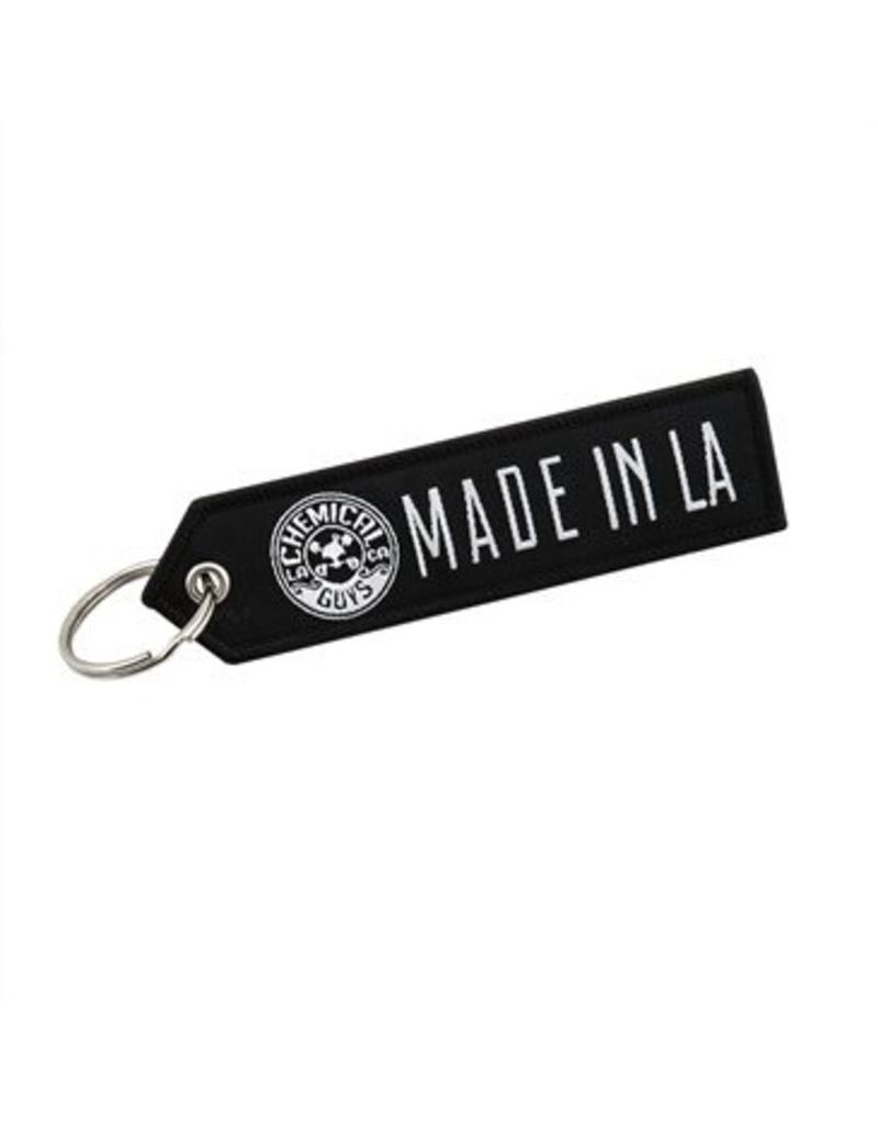 ACC606 - Chemical Guys Made In LA Keychain