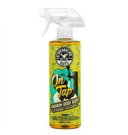 Chemical Guys On Tap Beer Scented Air Freshener and Odor Eliminator (16 oz)