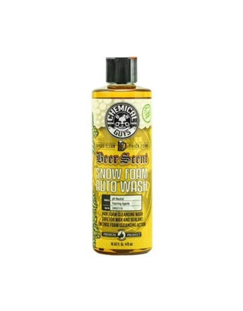 Chemical Guys Beer Scent  Snow Foam [Limited Edition] (16 oz)