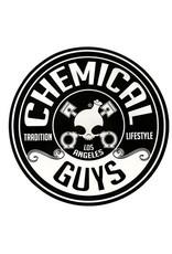 LAB115 - Chemical Guys Logo Sticker, 5 inch