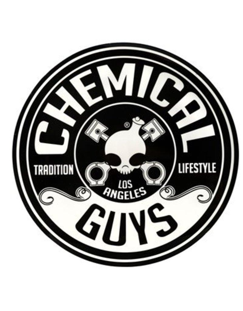 Chemical Guys Logo Sticker, 5 inch