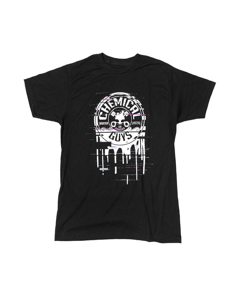 Chemical Guys SHE735M -  White Noise T shirt (Medium)