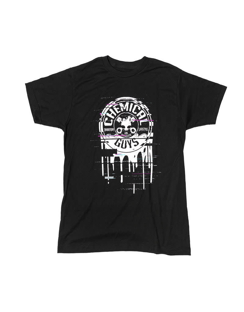 Chemical Guys White Noise T shirt (Small)