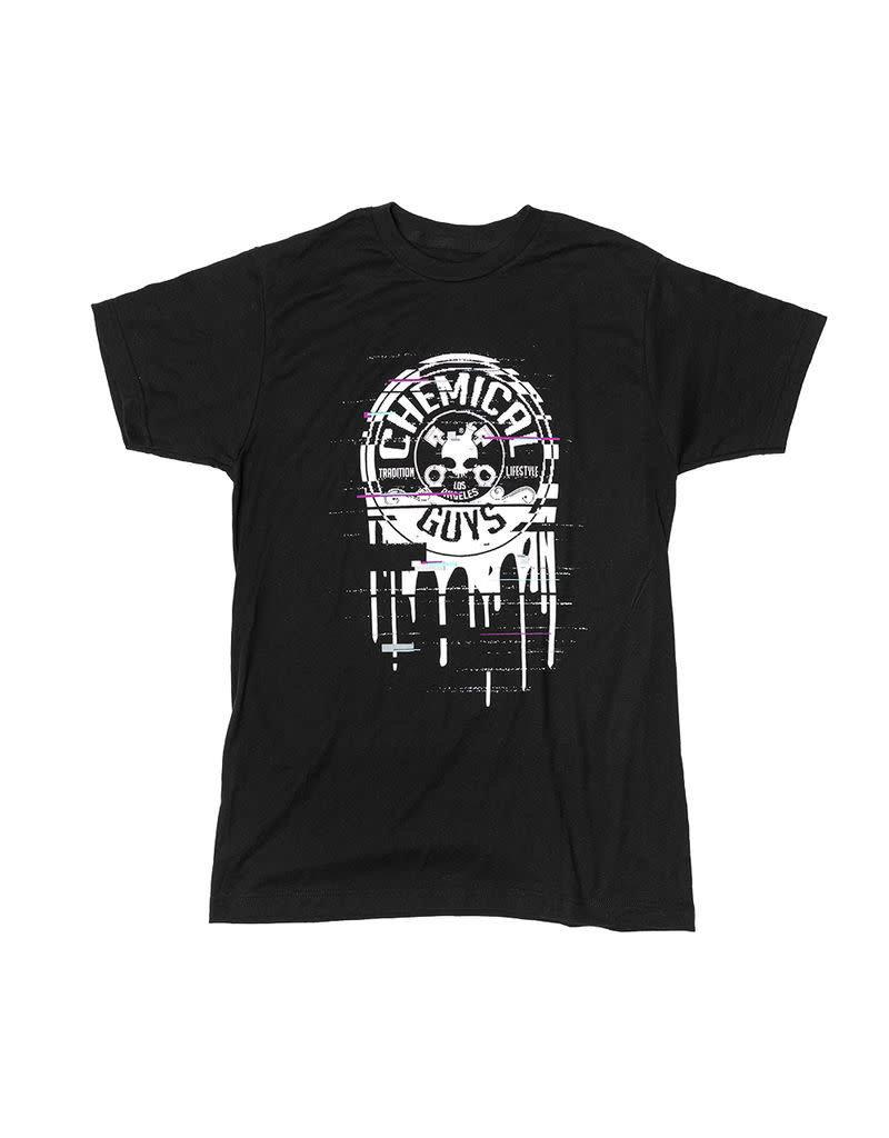 Chemical Guys SHE735XL - White Noise T shirt (X-Large)