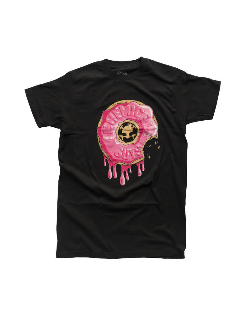 Chemical Guys Fresh Glazed Donut T-Shirt (Small)