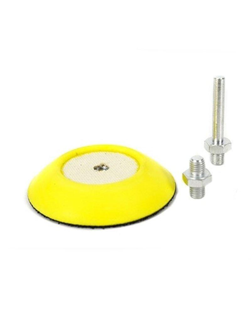 "BUFLC_BP_D2 - 3"" Flex Pro Professional Backing Plate"